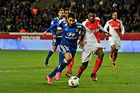 Nabil Fekir (OL) - Jemerson (AS Monaco)