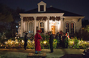 Halloween Ball at Wonderland, home of Stacy Hoover, in the Bywater neighborhood; October 29, 2015