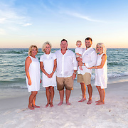 Turner Family Beach Photos