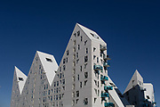 The residential complex &ldquo;Iceberg&rdquo;.<br /> Aarhus, a quiet coastal town of Central Jutland is the second most populous city in Denmark and the main port of the country. <br /> Aarhus will be European Capital of Culture 2017.