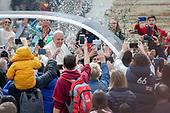Pope Francis - Palm Sunday April 14, 2019