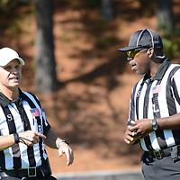 Football: Methodist University Monarchs vs. North Carolina Wesleyan College Bishops