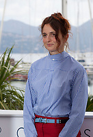 Director Alice Rohrwacher at the Happy As Lazzaro (Lazzaro Felice) film photo call at the 71st Cannes Film Festival, Monday 14th May 2018, Cannes, France. Photo credit: Doreen Kennedy