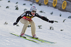29.12.2011, Schattenbergschanze / Erdinger Arena, Oberstdorf, GER, 60. Vierschanzentournee, FIS Weldcup, Training, Ski Springen, im Bild Simon Amman (SUI) // Simon Amman of Switzerland during training at 60th Four-Hills-Tournament, FIS World Cup in Oberstdorf, Germany on 2011/12/29. EXPA Pictures © 2011, PhotoCredit: EXPA/ P.Rinderer