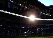 LONDON, ENGLAND - OCTOBER 21:  during the NFL game between Tennessee Titans and Los Angeles Chargers at Wembley Stadium on October 21, 2018 in London, United Kingdom. (Photo by Mitchell Gunn/Pro Lens Photo Agency) *** Local Caption ***