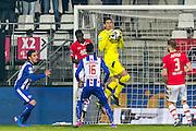 ALKMAAR - 25-01-2017, AZ - sc Heerenveen, AFAS Stadion, 1-0, AZ keeper Sergio Rochet
