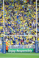 Supporters Clermont - 18.04.2015 - Clermont / Saracens - 1/2Finale European Champions Cup<br />