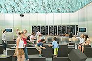SERPENTINE PAVILION 2006, LONDON, W2 PADDINGTON, UK, REM KOOLHAAS - OFFICE FOR METROPOLITAN ARCHITECTURE, INTERIOR, CAFE