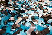 January 24, 2016: Carolina Panthers vs Arizona Cardinals. Confetti