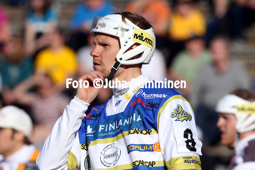 13.5.2016, Pihkala, Hyvink&auml;&auml;.<br /> Superpesis 2016.<br /> Hyvink&auml;&auml;n Tahko - Oulun Lippo.<br /> Joonas Hiirikoski - Oulu