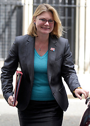 © Licensed to London News Pictures. 26/06/2012. Westminster, UK  Justine Greening Secretary of State for Transport on Downing Street today 26th June 2012. Photo credit : Stephen Simpson/LNP