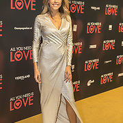 NLD/Amsterdam/20181126 - premiere All You Need Is Love, Kim Kotter