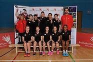 U15 Quad - Badminton - Warwick Uni 2019