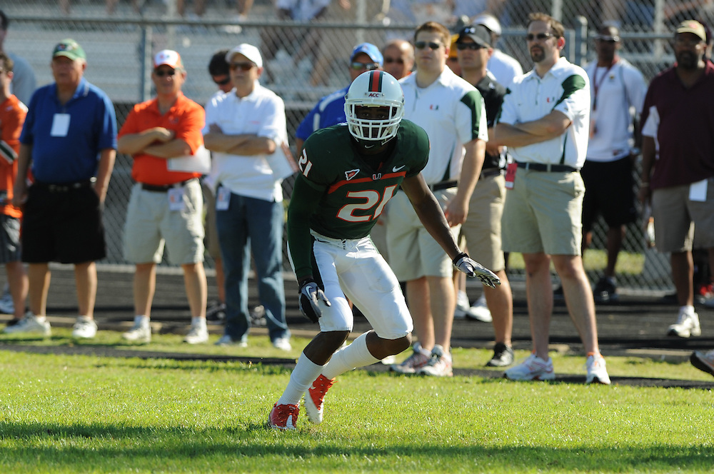 2011 Miami Hurricanes Spring Football