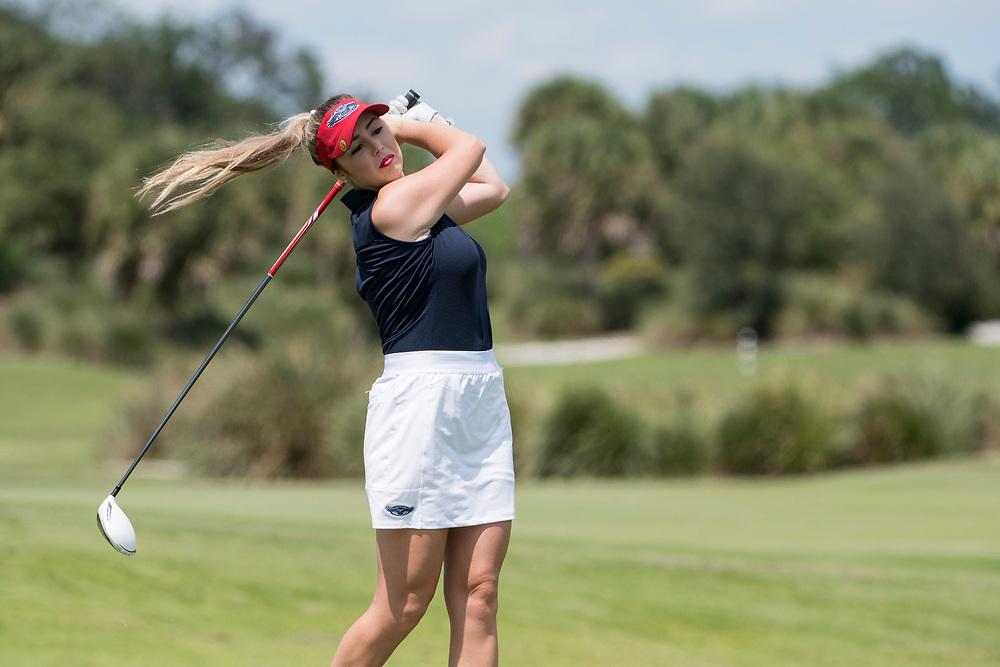 2017 FAU Women's Golf Photo Day