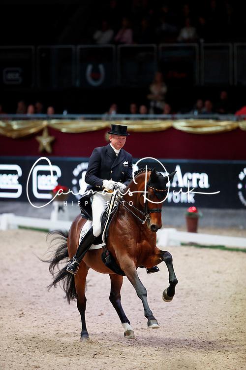 Schmidt Hubertus, GER, Imperio 3<br /> MEVISTO Amadeus Horse Indoor Salzburg<br /> &copy; Hippo Foto - Stefan Lafrentz<br /> 11-12-2016