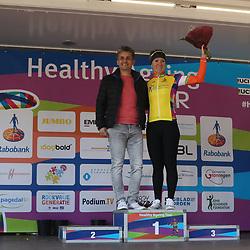 06-04-2018: Wielrennen: Healthy Aeging Tour: Stadskanaal