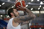 Micov Vladimir<br /> A|X Armani Exchange Milano - Fiat Torino<br /> Zurich Connect Supercoppa 2018-2019<br /> Lega Basket Serie A<br /> Brescia 30/09/2018<br /> Foto Ciamillo & Castoria