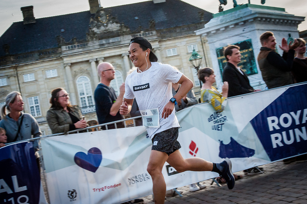 Images from the Royal Run event in Copenhagen, celebrating the 50th birthday of Crown Prince Frederik of Denmark
