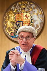 Judge sitting in Liverpool Crown Court