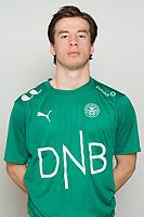 Fotball , Obos ligaen 2018 , portrett , portretter , Hamarkameratene , Sander Strand<br /> Foto: Astrid M. Nordhaug