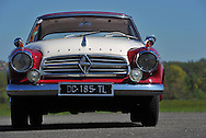 21/04/15 - CHARMEILLES - ALLIER - FRANCE - Essais Coupe Borkward Isabella de 1961 - Photo Jerome CHABANNE