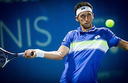 Sergiy Stakhovsky (UKR) during Final match of ATP Challenger Zavarovalnica Sava Slovenia Open 2017, on August 12, 2017 in Sports centre, Portoroz/Portorose, Slovenia. Photo by Vid Ponikvar / Sportida
