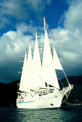 Cruising: Wind Sprit, St. Lucia, Caribbean,  Photo: cruwin102.Photo copyright Lee Foster, 510/549-2202,  lee@fostertravel.com, www.fostertravel.com