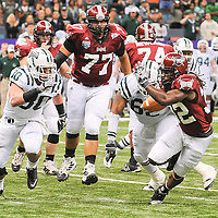 NEW ORLEANS BOWL, OHIO VS TROY