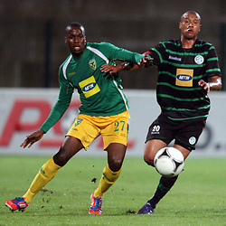 21,11, 2012 Golden Arrows and Bloemfontein Celtic