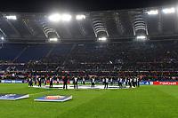 Atmosphere <br /> Roma 05-12-2017 Stadio Olimpico Uefa Champions League A 2017/2018 Group C AS Roma - Qarabag Foto Andrea Staccioli / Insidefoto
