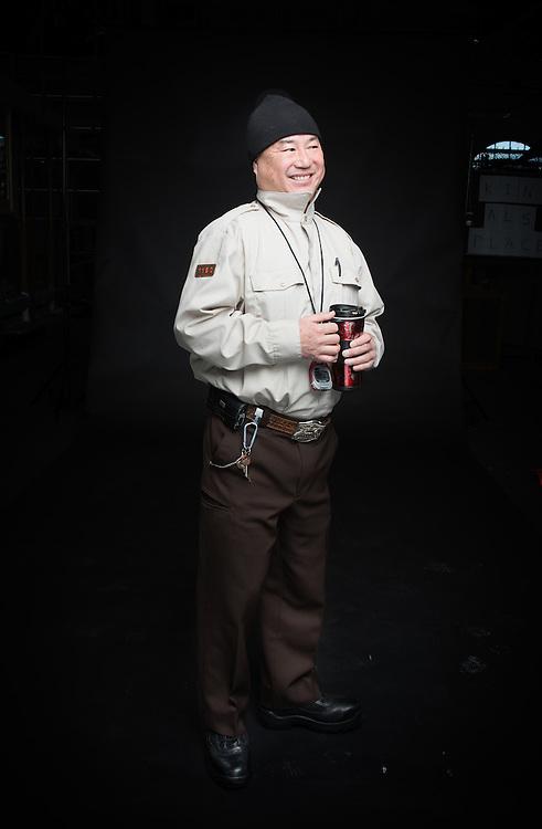 Randy, Cable Car Division, 23 Years Safe Driver   2013 Safe Driver Awardee   San Francisco Municipal Transportation Agency   November 6, 2013