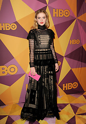 Kathryn Newton at the HBO's 2018 Official Golden Globe Awards After Party held at the Circa 55 Restaurant in Beverly Hills, USA on January 7, 2018.