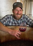 Derek Einberger, Winemaker/Vineyard Manager, Patton Valley Vineyards, Willamette Valley, Oregon