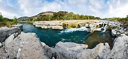 Dolan Falls, Dolan Falls Preserve, Devils River, Texas