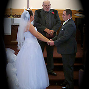 Krissy and Levi's Wedding