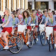 NLD/Den Haag/20160824 - Huldiging sport Rio 2016, hockeysters, Maria Verschoor