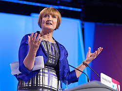 Dame Tessa Jowell MP speech during the Labour Party Conference in Manchester,October 2 2012, Photo by Elliott Franks / i-Images