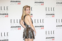 Lottie Moss, ELLE Style Awards 2016, Millbank London UK, 23 February 2016, Photo by Richard Goldschmidt