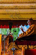 India-Ladakh-Dalai Lama Teaching at Choglamsar