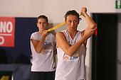 Preparazione Eurobasket Women 2007