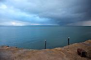 Waterfront in Antilla, Holguin, Cuba.