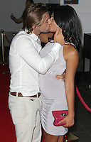 Cara De La Hoyde & Nathan Massey, Love Island - Wrap Party, Ministry of Sound, London UK, 14 July 2016, Photo by Brett D. Cove