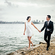 Rachel & Bom | Pre-Wedding  Session