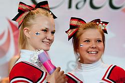 at European Cheerleading Championship 2011, on July 3, 2011, in SRC Stozice, Ljubljana, Slovenia (Photo by Matic Klansek Velej / Sportida)