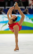 United States' Mirai Nagasu skates her short program in the women's figure skating competition at the 2010 Winter Olympics in Vancouver, Canada on February 25, 2010.  (UPI)