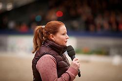 Werner Nicole, NED<br /> KWPN Stallionshow - 's Hertogenbosch 2018<br /> © Hippo Foto - Dirk Caremans<br /> 02/02/2018