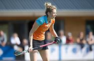 GRONINGEN - Hoofdklasse dames.<br /> Groningen v HDM<br /> Foto: Willemijn Bos.<br /> WORLDSPORTPICS COPYRIGHT FRANK UIJLENBROEK