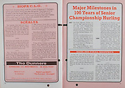 All Ireland Senior Hurling Championship Final, .06.09.1987, 09.06.1987, 6th September 1987, .Kilkenny v Galway, .Galway 1-12, Kilkenny 0-9,.06091987AISHCF, .Senior Kilkenny v Galway,.Minor Tipperary v Offaly,  ..The Dunners, Kinnegad, Co Westmeath, .SIOPA CLG,