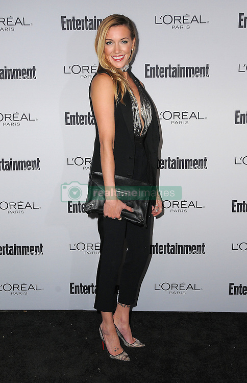 Katie Cassidy bei der 2016 Entertainment Weekly Pre Emmy Party in Los Angeles / 160916<br /> <br /> ***2016 Entertainment Weekly Pre-Emmy Party in Los Angeles, California on September 16, 2016***